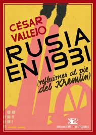 César Vallejo, Rusia en 1931