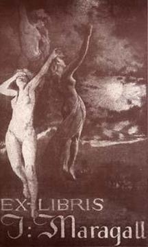Ex libris Joan Maragall.