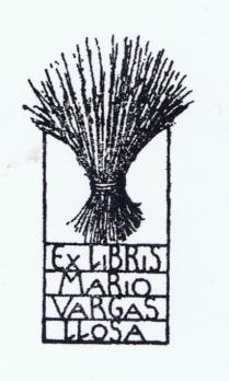 Ex libris Mario Vargas Llosa
