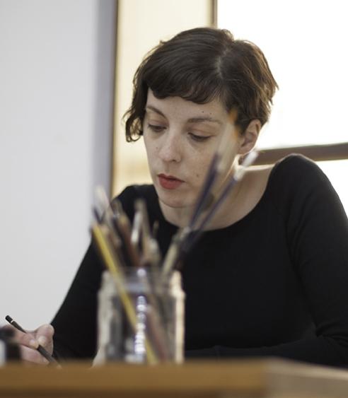 Mayte Alvarado Simancas, Ilustradora