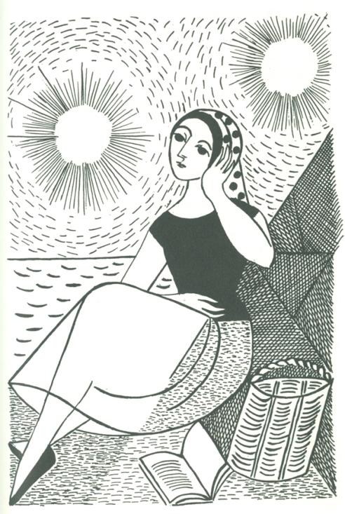 Norah Borges La invencion de Morel 4